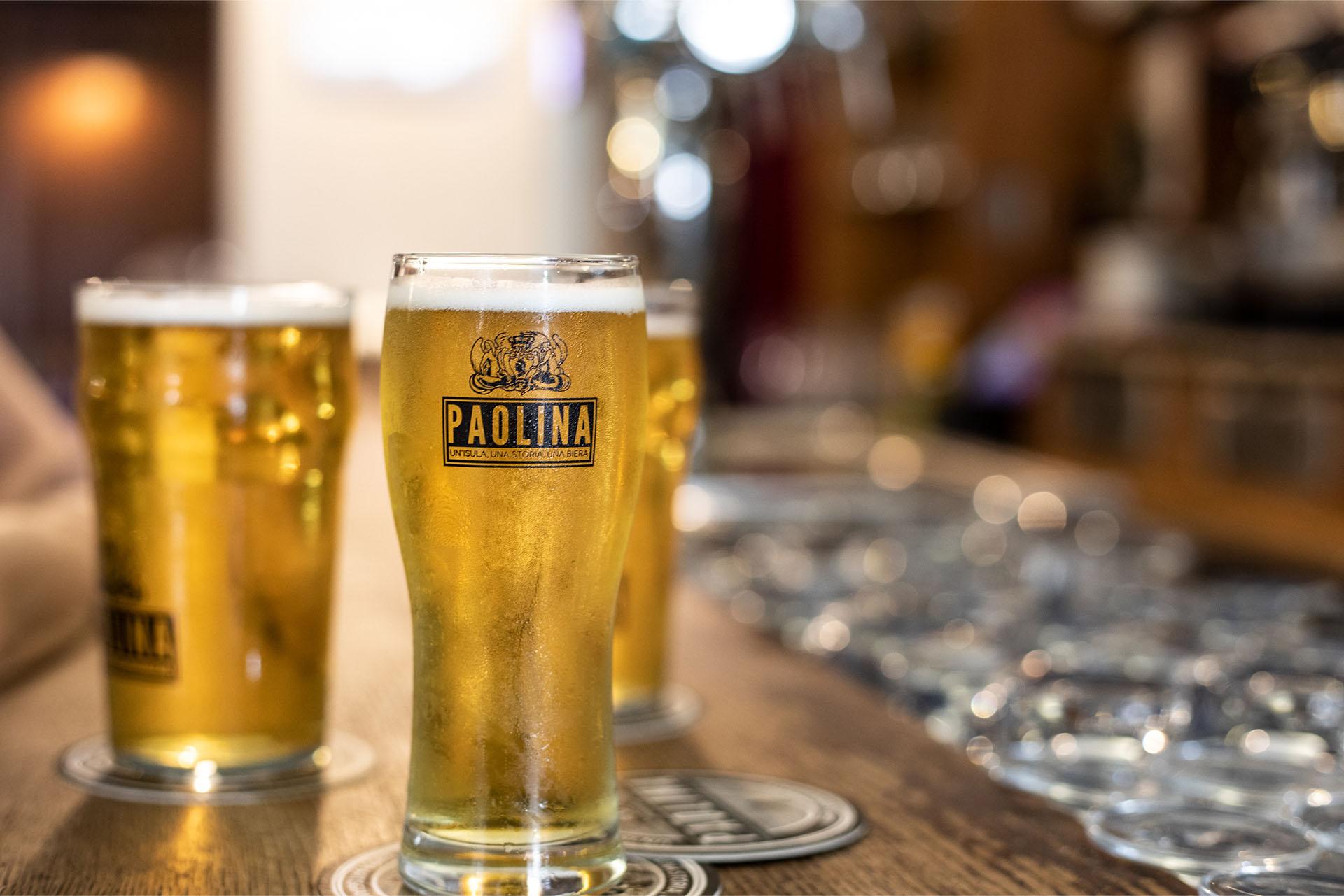 Bière paolina pression